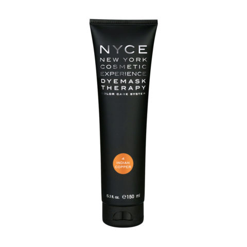 Nyce Dyemask .4 Indian cobre 150ml - Mascarilla Nutritiva