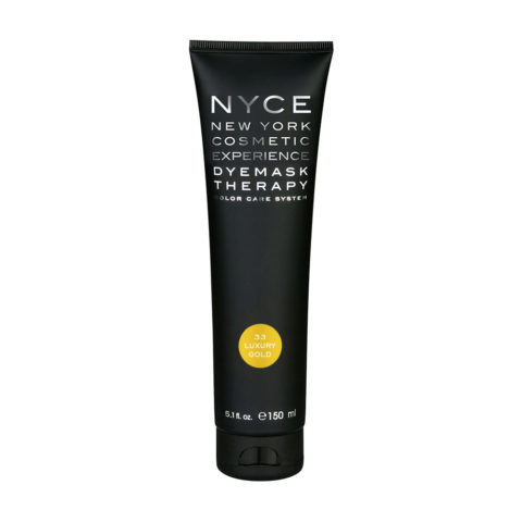 Nyce Dyemask .33 Luxury gold 150ml - Dorado Perla