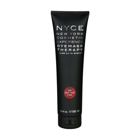 Nyce Dyemask .66 Red hot fire 150ml - Mascarilla Nutritiva