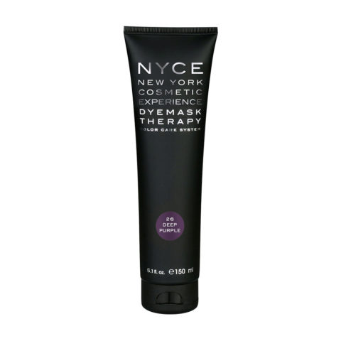 Nyce Dyemask .26 Deep purple 150ml - Mascarilla Nutritiva