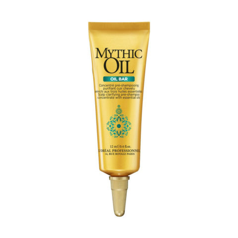 L'Oreal Mythic Oil bar Scalp clarifying concentrate 12ml