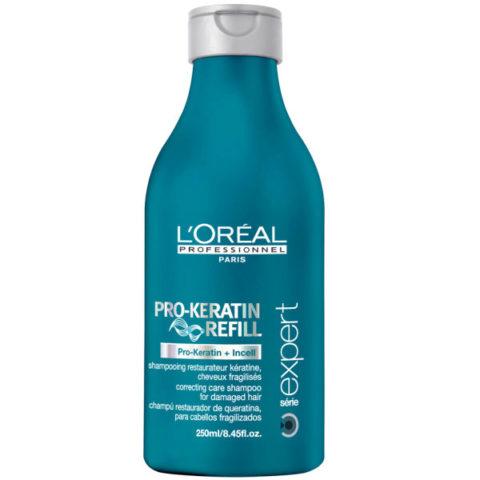 L'Oreal Série expert Pro keratin refill shampoo 250ml