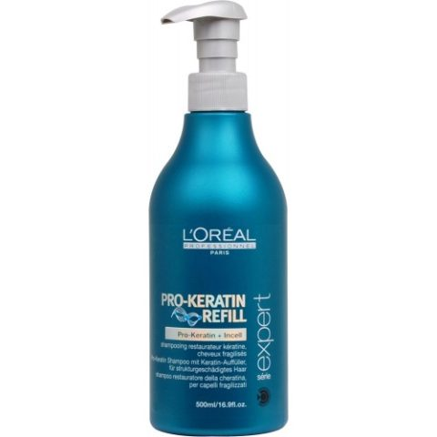 L'Oreal Série expert Pro keratin refill shampoo 500ml