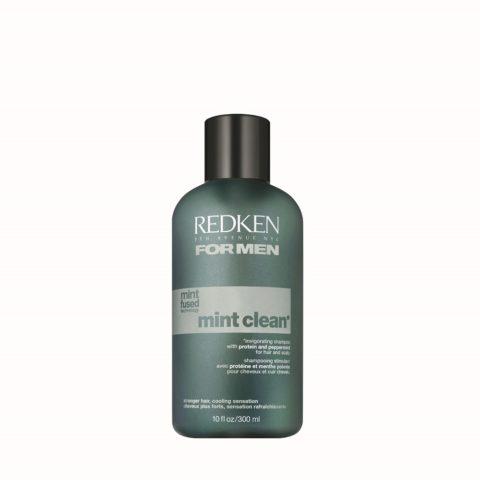 Redken Men haircare Mint clean 300ml