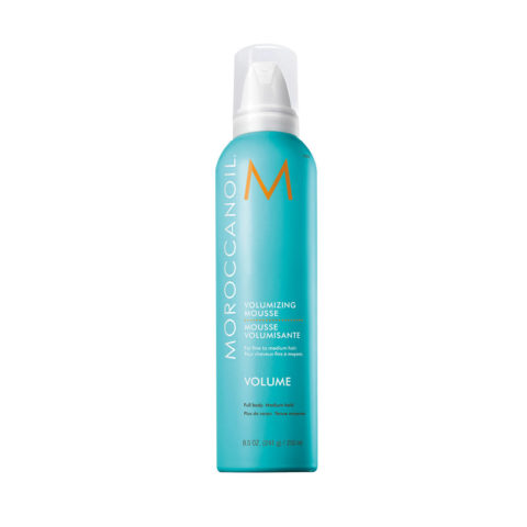 Moroccanoil Volumizing mousse 250ml - espuma volumizante