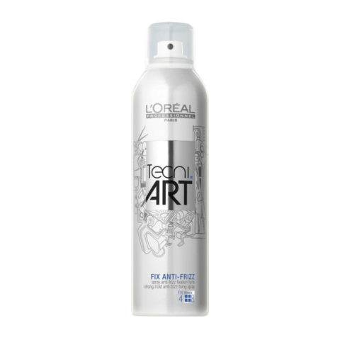 L'Oreal Tecni art Fissaggio Fix anti-frizz 250ml