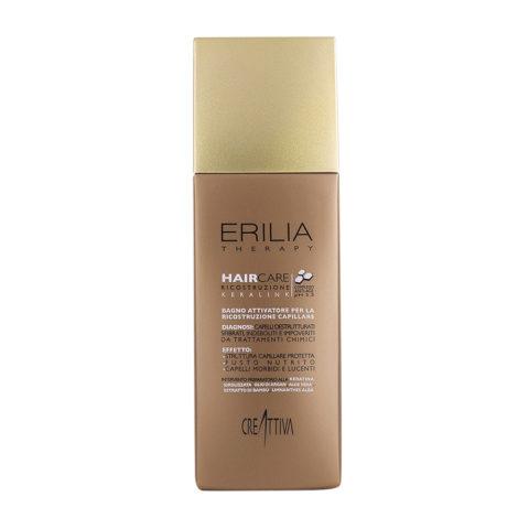 Erilia Haircare Keralink Bagno Attivatore Ricostruzione Capillare 250ml - champù para cabello dañado