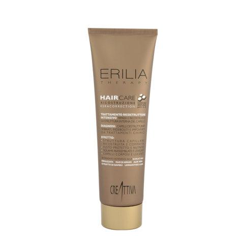 Erilia Haircare Trattamento ricostruttore intensivo Keracorrection 300ml - mascarilla de reparaciòn con queratina