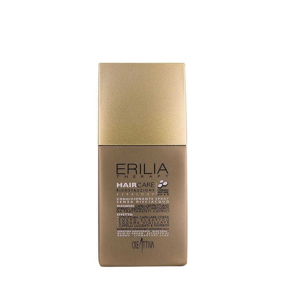 Erilia Haircare Keralook condizionante spray senza risciacquo 150ml - Acondicionador sin aclarado para cabellos dañados