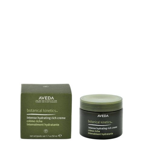 Aveda botanical kinetics Intensive hydrating rich creme 50ml - Crema facial intensamente hidratante