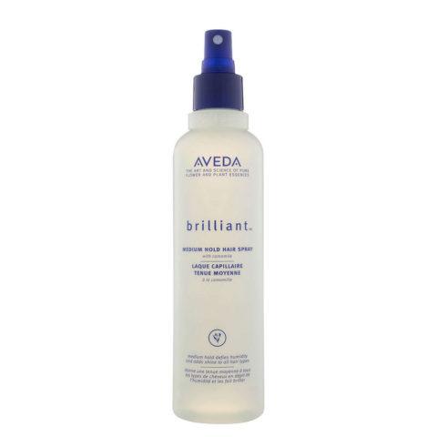 Aveda Styling Brilliant Medium hold hair spray 200ml