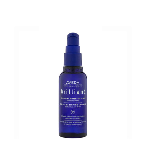 Aveda Styling Brilliant™ Emollient finishing gloss 75ml