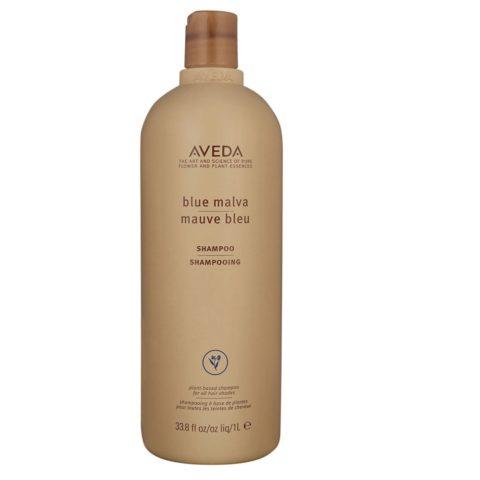 Aveda Blue malva shampoo 1000ml-Champú