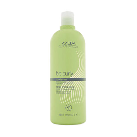 Aveda Be curly™ Conditioner 1000ml - Acondicionador