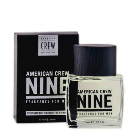 American Crew Nine fragrance for men 75ml