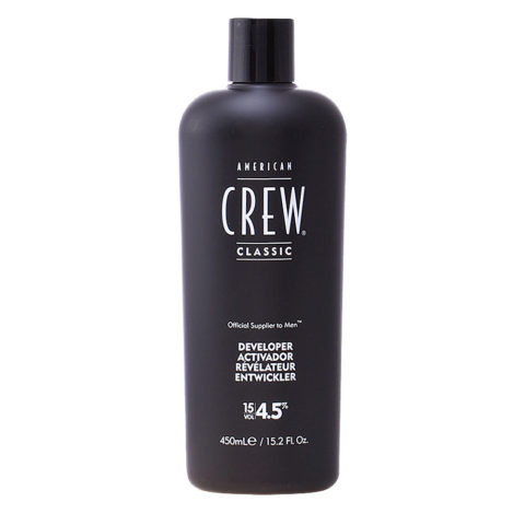American Crew Classic Precision Blend Developer 15vol. 4,5%, 450ml - oxígeno