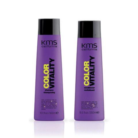 Kms california Kit1 Colorvitality Shampoo 300ml Conditioner 250ml