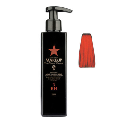 Tecna Make up Color Primer Smart Colour Balm 3RH orange-red 200ml