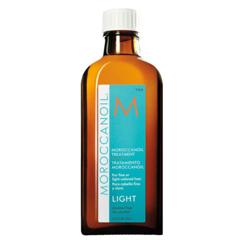 Moroccanoil Oil treatment light 125ml limited edition