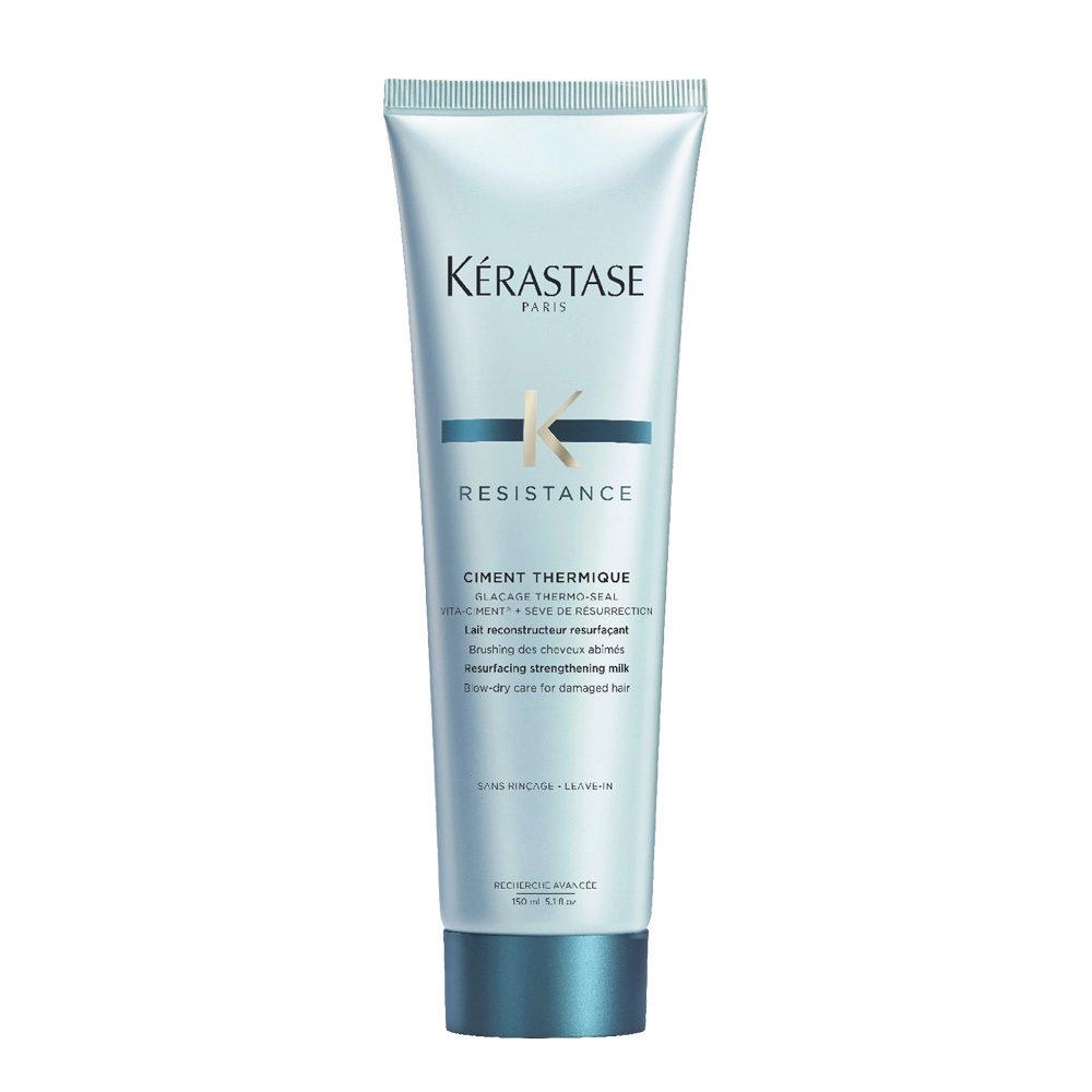 Kerastase Résistance Ciment Thermique 150ml - Crema de Protección Térmica