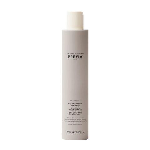 Previa Reconstruct Organic white truffle Filler Shampoo 250ml