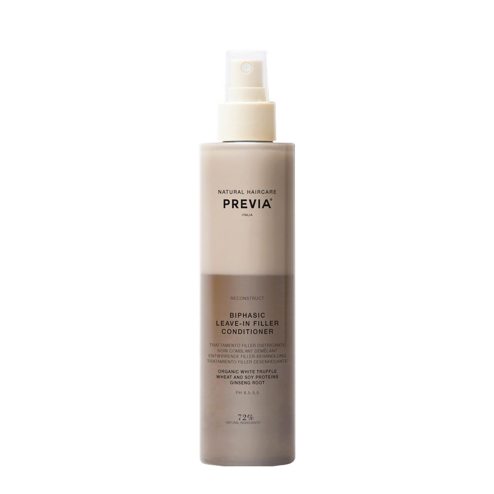 Previa Reconstruct White Truffle Biphasic Leave-in Filler Conditioner 200ml