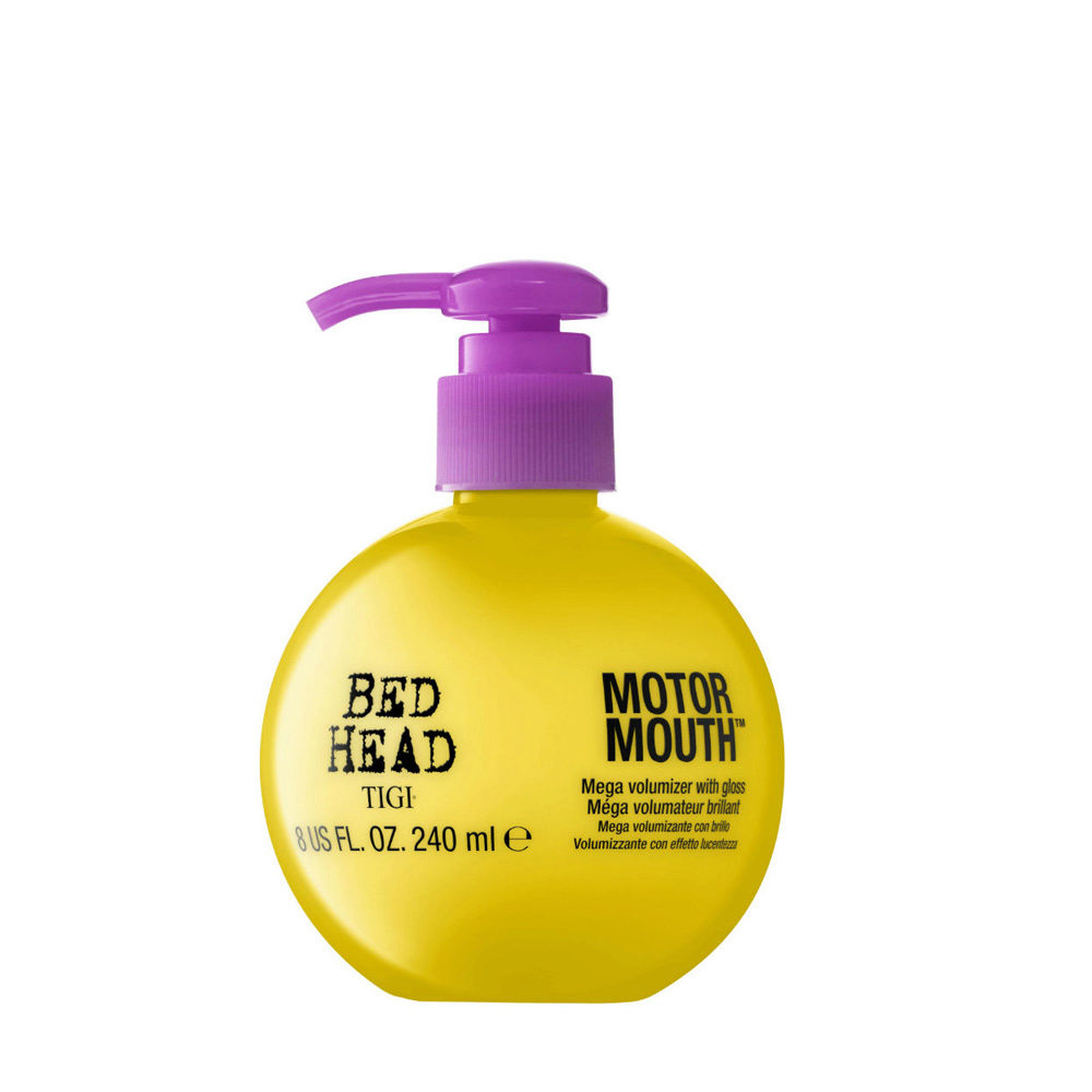 Tigi Bed Head Motor Mouth 240ml - crema voluminizadora de brillo