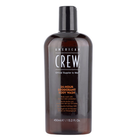 American Crew 24 hour deodorant Body wash 450ml - gel de ducha