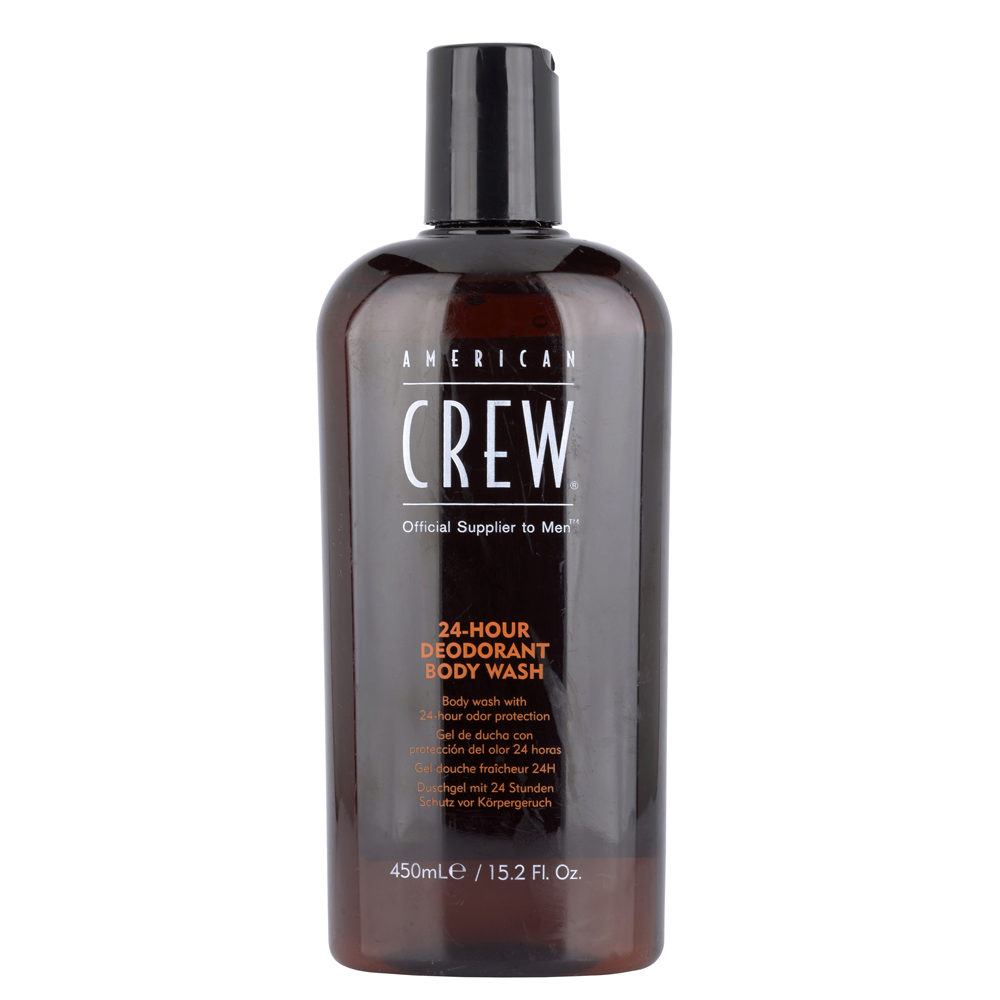 American Crew 24 hour deodorant Body wash 450ml - gel de ducha