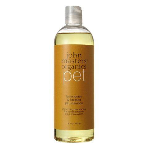 John Masters Organics Pet Lemongrass & Flaxseed Pet Shampoo 473ml