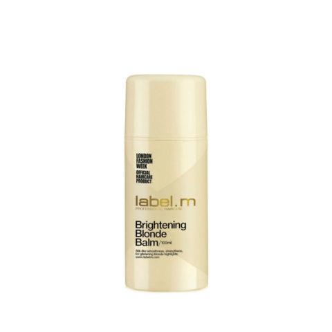 Label.M Brightening Blonde Balm 100ml