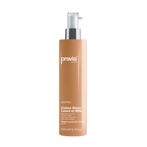 Previa Keeping Colour Shine Leave-in milk 200ml
