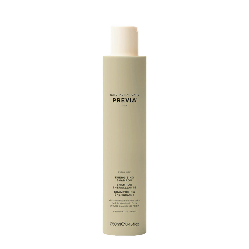 Previa Extra>Life Energising Shampoo 250ml - champù anticaida
