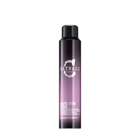 Tigi Catwalk Headshot Haute Iron Spray 200ml - espray con protecciòn térmica