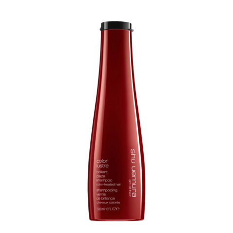 Shu Uemura Color lustre Brilliant glaze shampoo 300ml - champù para el cabello de color
