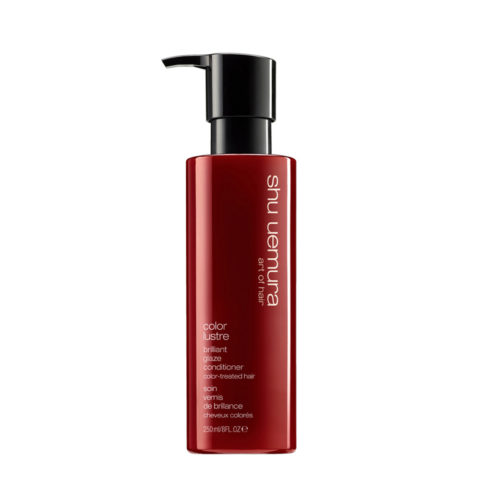 Shu Uemura Color lustre Brilliant glaze conditioner 250ml - acondicionador para cabello coloreado