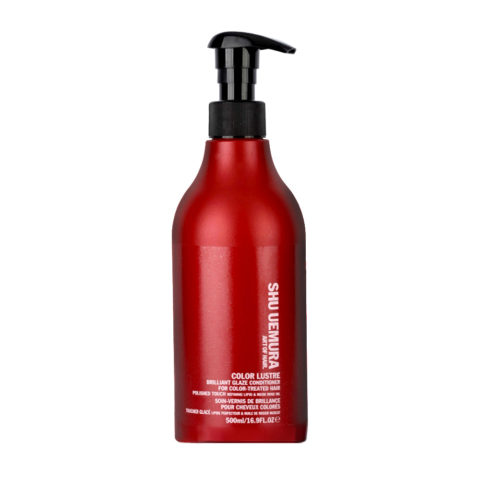 Shu Uemura Color lustre Brilliant glaze conditioner 500ml - acondicionador para cabello coloreado