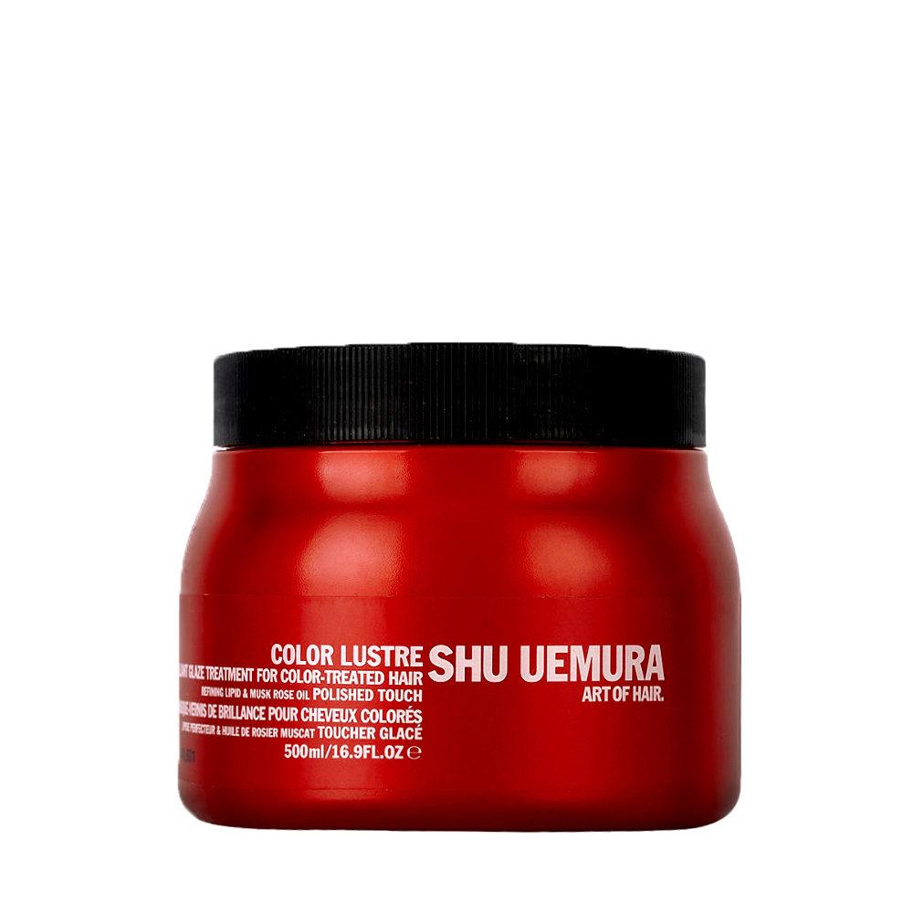 Shu Uemura Color Lustre Brilliant Glaze Treatment Masque 500ml - Mascarilla Cabello Teñido