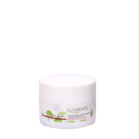 Wella Professionals Elements Renewing mask 150ml - mascarilla reparadora