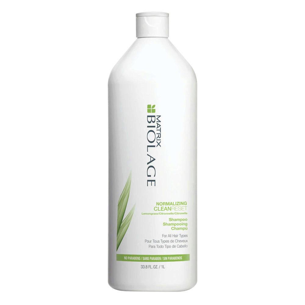 Biolage CleanReset Normalizing Shampoo 1000ml