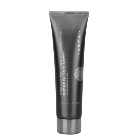 Nyce Nyceman Euforic Hair control 150ml - Gel de definición para maximo control y fijación
