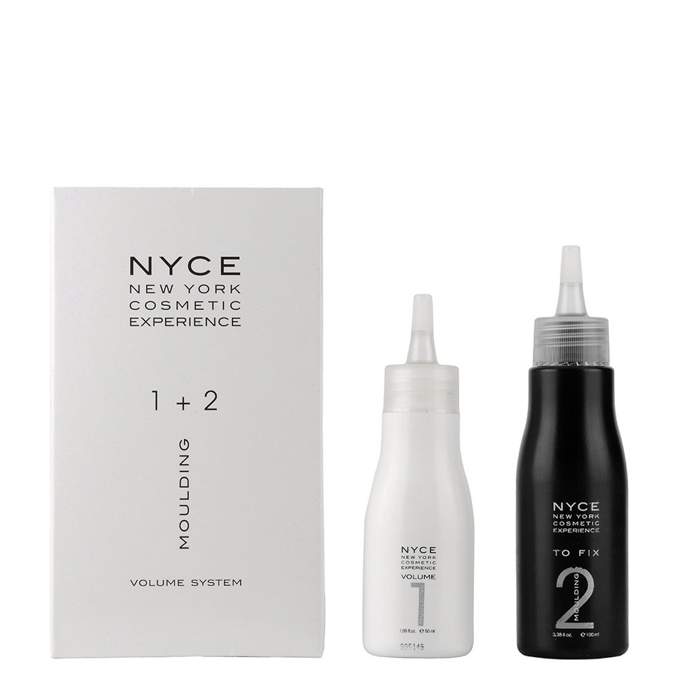 Nyce 1 2 Moulding Volume system Volume 50ml Fix 100ml - Tratamiento expansor