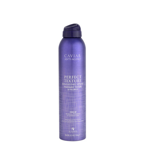 Alterna Caviar Anti aging Perfect texture Finishing spray 184gr/220ml - laca espray de acabado y definición