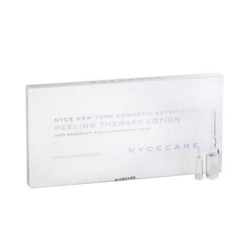 Nyce Peeling Therapy lotion 6x11ml - Loción purificante anticaspa