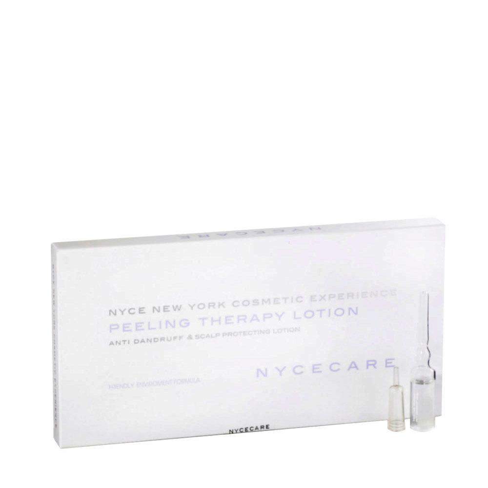 Nyce Peeling Therapy lotion 6x11ml - Loción purificante anticaspa