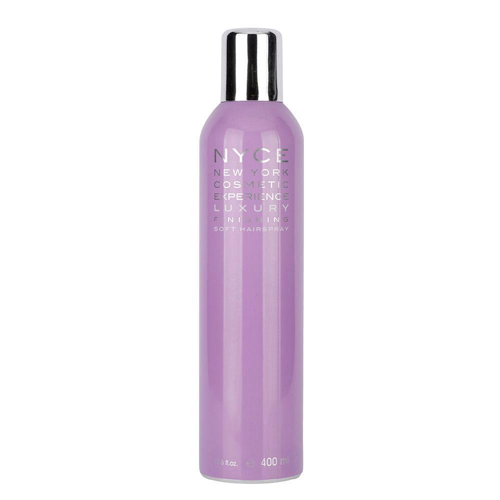 Nyce Styling Luxury tools Finishing Soft hairspray 400ml - laca espray media