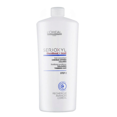 L'Oreal Serioxyl Bodifying conditioner cabello coloreado 1000ml