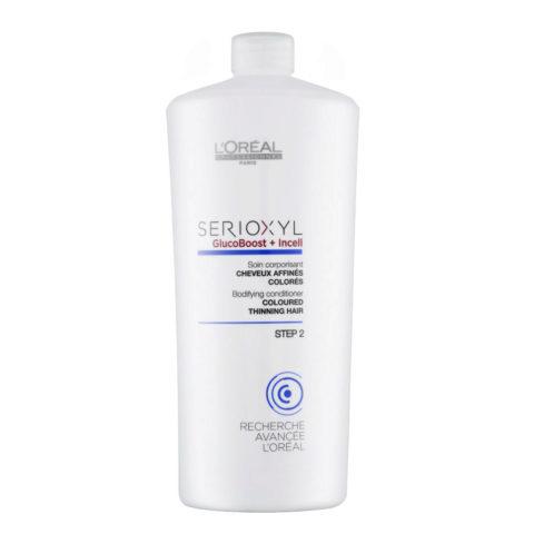 L'Oreal Serioxyl Bodifying conditioner cabello coloreado 1000ml