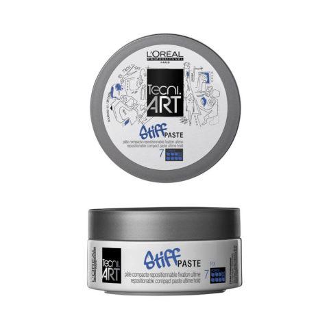 L'Oreal Tecni art Fix Stiff paste 75ml - pasta de efecto mate