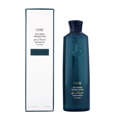 Oribe Styling Hydration & Hold Curl Gloss 175ml - gel ligero para rizos